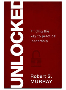Book Unlocked written by Robert Murray Vancouver, BC