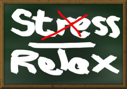 de-stressing Strategies