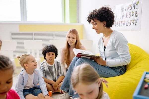 Kindergartner Teacher's Playbook